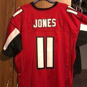 Julio Jones Falcons home jersey